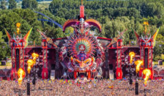 defqon.1 at home hardstyle q-dance 2021
