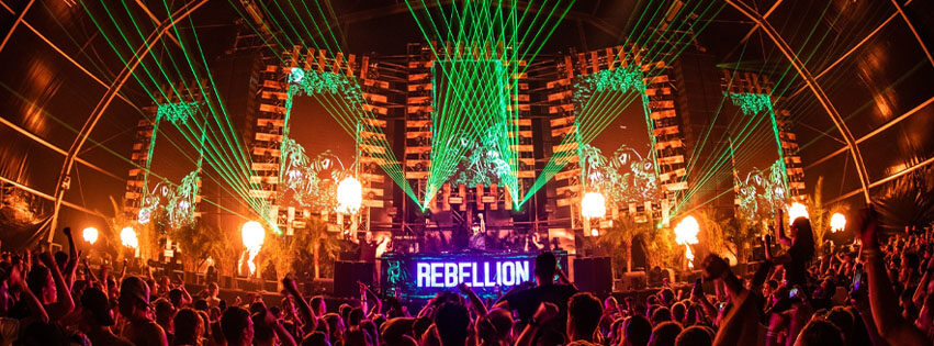 rebellion 2021 one with the tribe raw hardstyle
